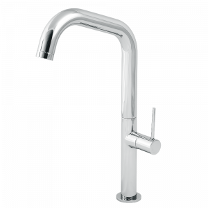 Sink mixer with movable spout Fortis
