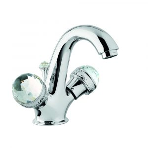Washbasin mixer, Swarovski
