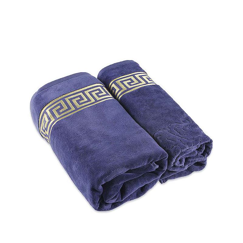 Полотенце Tesoro «Синий»