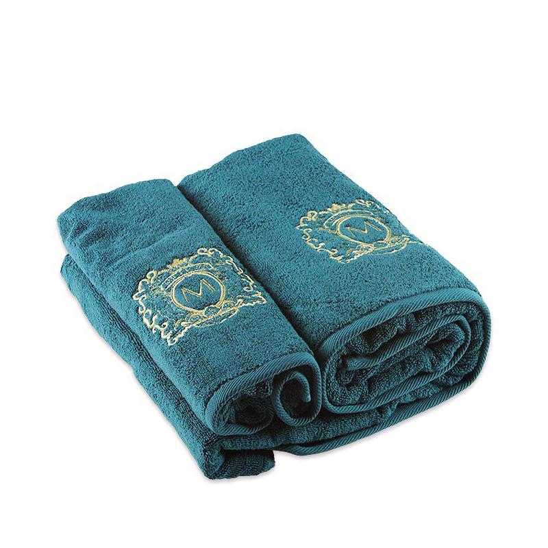 Полотенце Dolce Bagno «Зеленый»