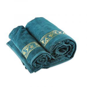 Towel Magnat Green