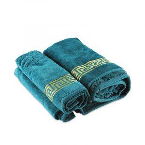 Полотенце Tesoro «Зеленый»