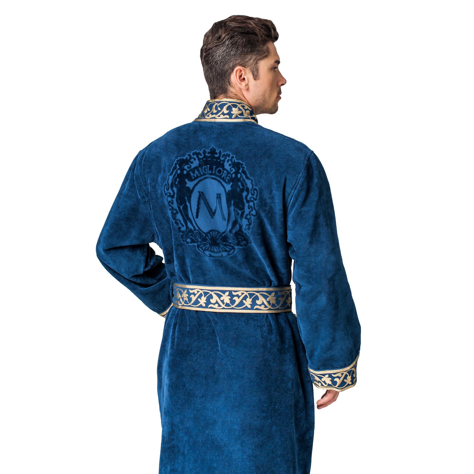Халат Magnat «Синий»