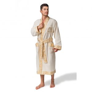 Bathrobe Magnat Beige