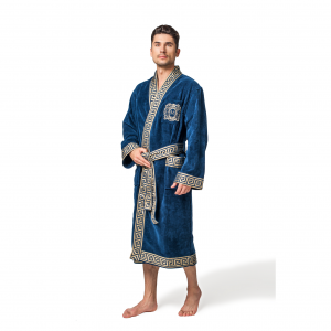 Bathrobe Tesoro Blue