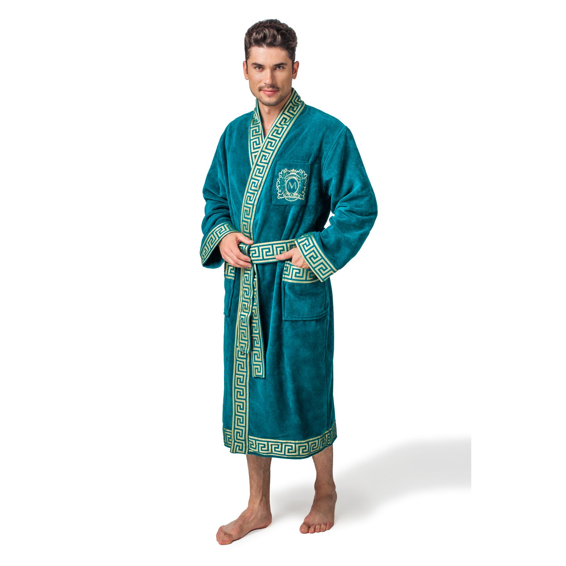 Халат Tesoro «Зеленый»