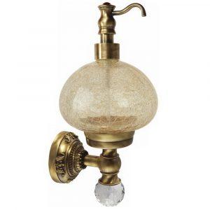Дозатор жидкого мыла настенный, Cristalia