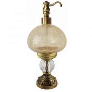 Дозатор жидкого мыла настольный, Cristalia