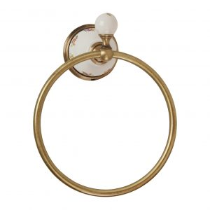 Towel ring, Provance