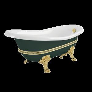 Bathtub Bella with belt