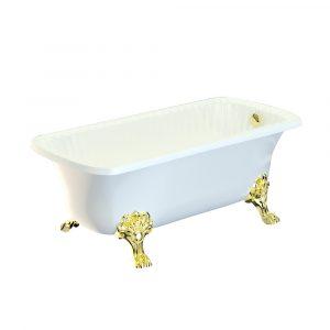 Bathtub, legs «Migliore»