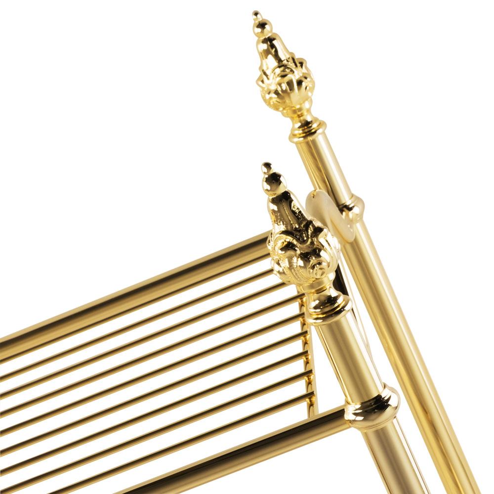 Этажерка, 4 полки-решетки, L50 cm, Mirella