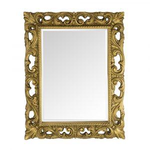 Зеркало прямоугольное ажурное