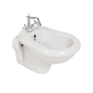 Bidet wall hung, Bella