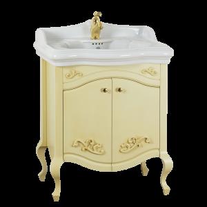 Base for washbasin, L70 cm, Impero