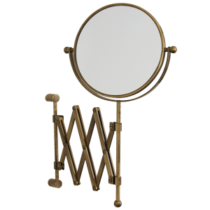 Wall make up mirror