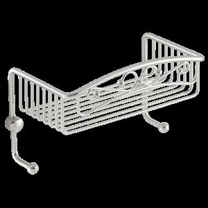 Решетка одинарная с двумя крючками