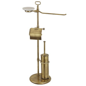 WC and bidet standing set, Mirella