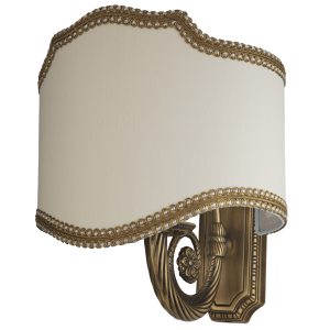 Wall lamp, abat-jour