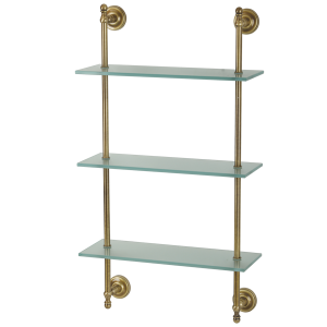 Shelf, three level, Mirella