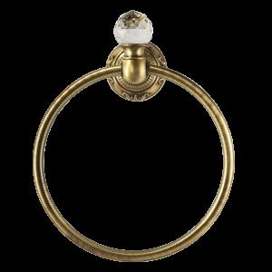 Towel ring, Cristalia