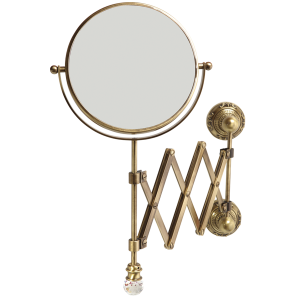 Wall make up mirror, Cristalia