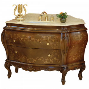 Marble top, washbasin furniture