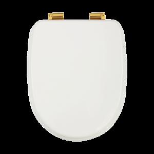 Toilet seat Laccato Bianco