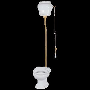 WC напольный с высоким бачком, Milady