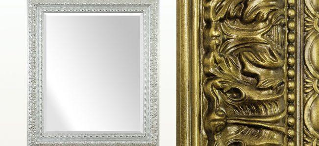 Новинки: зеркала с фаской