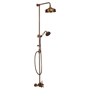 Shower column Retro with diverter