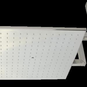 Верхний душ PARIGI, 800×800 mm