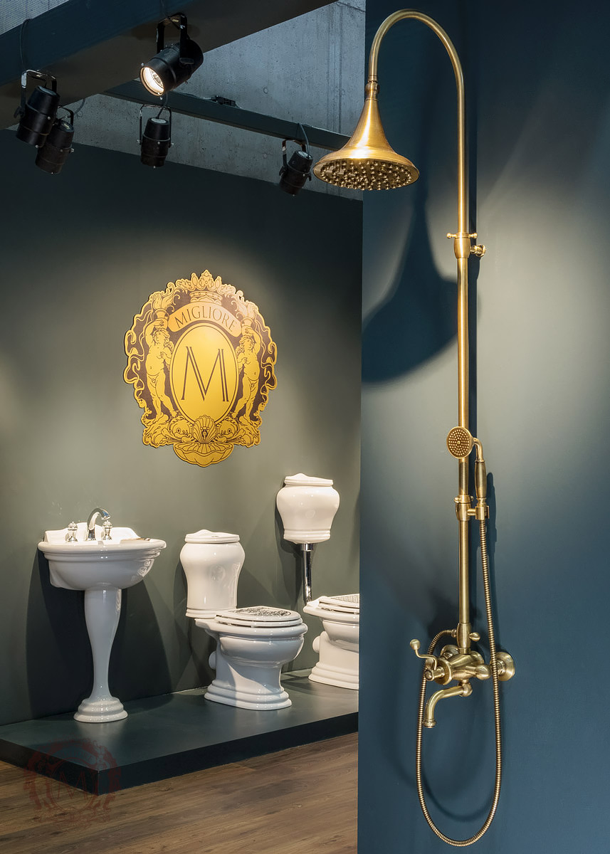 Migliore on exhibition Cersaie 2019