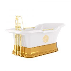 Impero Podium. Bathtub (Logo)