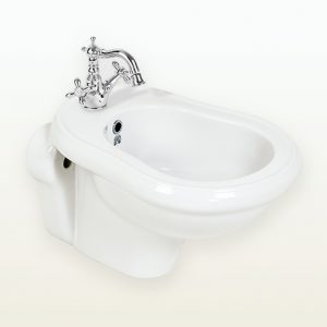 Modified bidet wall hung Bella series