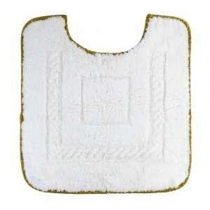 Rug, WC, 60×60, gold