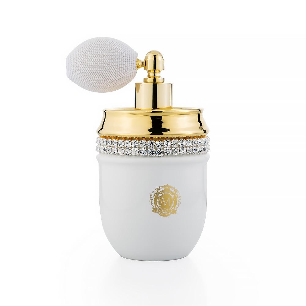 Баночка для парфюма с помпой