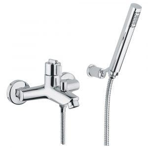 Смеситель для ванны термостатический