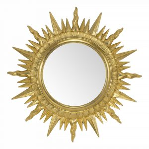 Зеркало круглое фигурное «Солнышко»