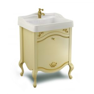 Base for washbasin, L60 cm, Impero